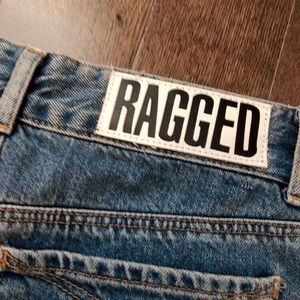 Wide jeans high waisted from THE RAGGED PRIEST